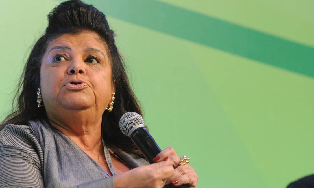Luiza Helena Trajano, presidente do conselho do Magazine Luiza CULTURA Foto: Valor Econômico/27-08-2018 / Ana Paula Paiva