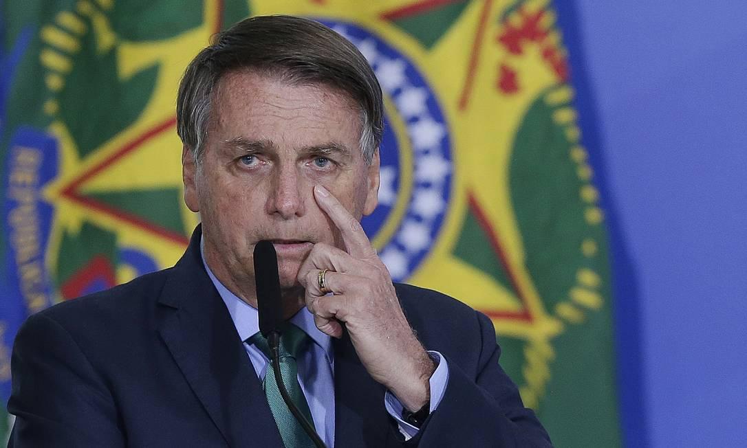 O presidente disse que vai se empenhar para zerar o imposto federal sobre o diesel Foto: Cristiano Mariz / Agência O Globo