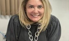 Ana Cristina Valle, ex-mulher de Jair Bolsonaro Foto: Reprodução