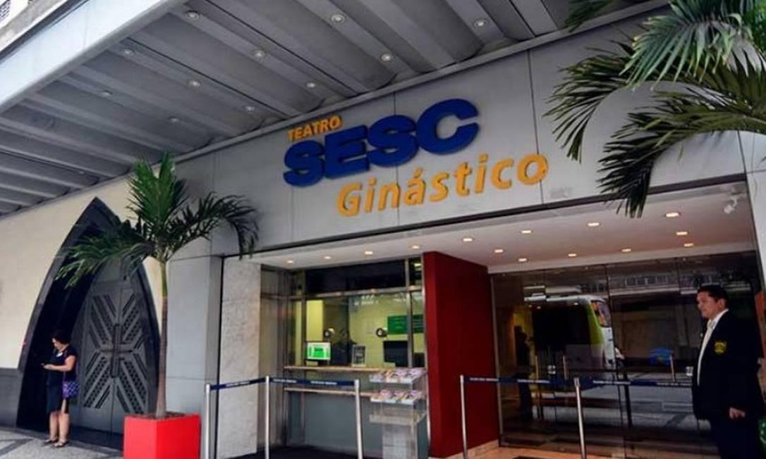 Teatro Sesc Ginástico se tornará centro de referência em cultura, educação, saúde, lazer e assistência no Centro Foto: Casa da Foto/Divulgação/Sesc RJ