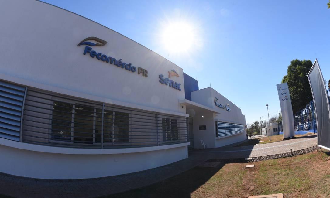 Construído em terreno de mais de 17 mil m², a estrutura possui mais de 2 mil m² para atender 14 municípios da região e mais de 100 mil pessoas. Foto: Divulgação