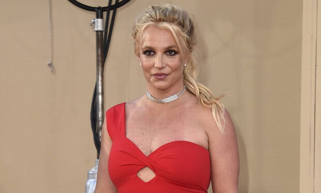 A cantora Britney Spears, em imagem de 2019 Foto: Jordan Strauss/Invision/AP, File