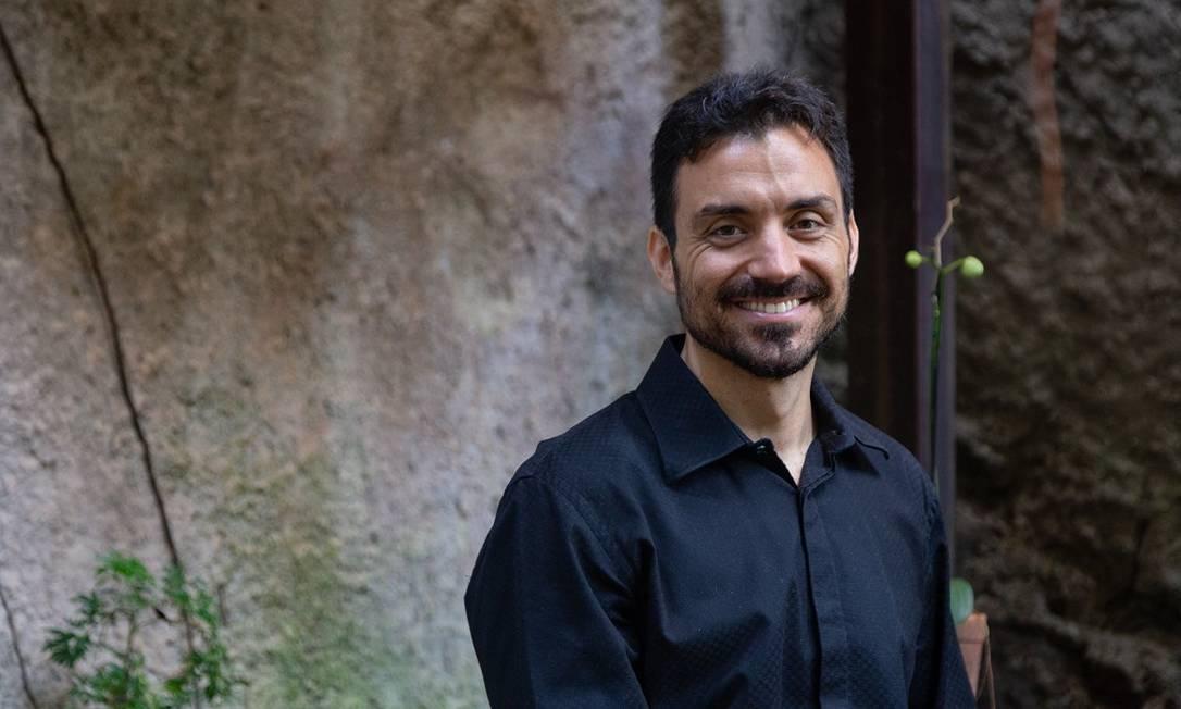 Matheus Macêdo é bacharel em Medicina e Cirurgia Ayurveda (BAMS) Foto: ZO / Divulgação