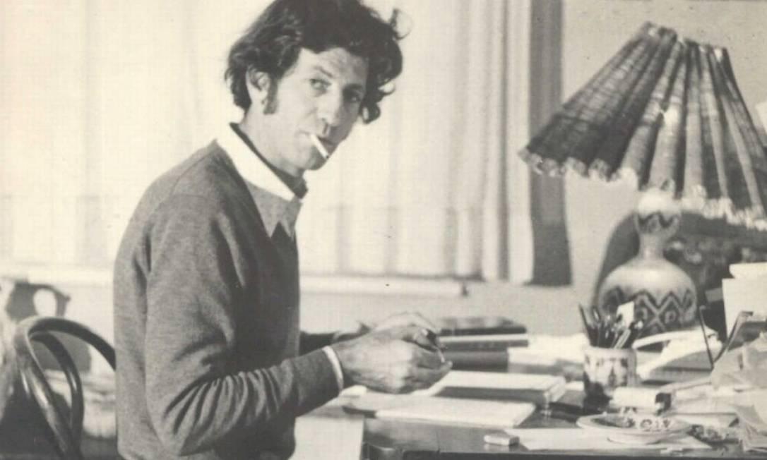 """Danilo Kiš, autor de """"Homo poeticus"""" Foto: Reprodução"""