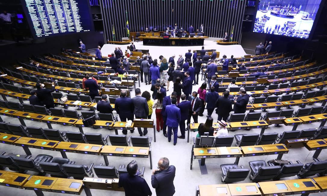 Câmara dos Deputados Foto: Cleia Viana/Câmara dos Deputado / 10-08-2021
