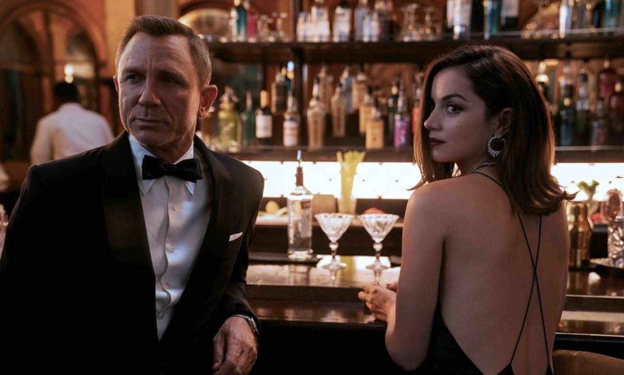 """""""007 - Sem tempo para morrer"""" Foto: Divulgação"""