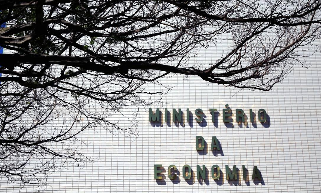 Os efeitos da ação criminosa estão sendo avaliados pela pasta Foto: EDU ANDRADE/Ministério da Economia / Agência O Globo