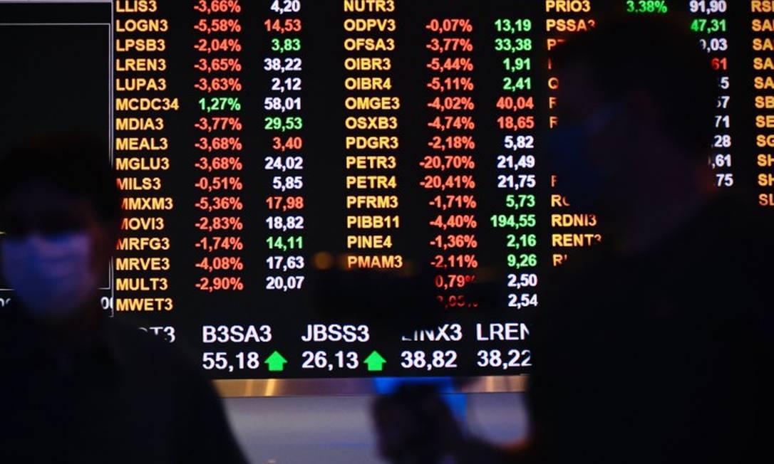 As previsões do mercado vêm se deteriorando nas últimas semanas Foto: Marco Ankosqui / Agência O Globo