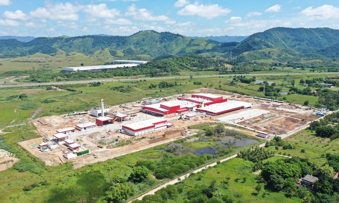Nova fábrica da BRF foi inagurada para atender mercado local Foto: Divulgação
