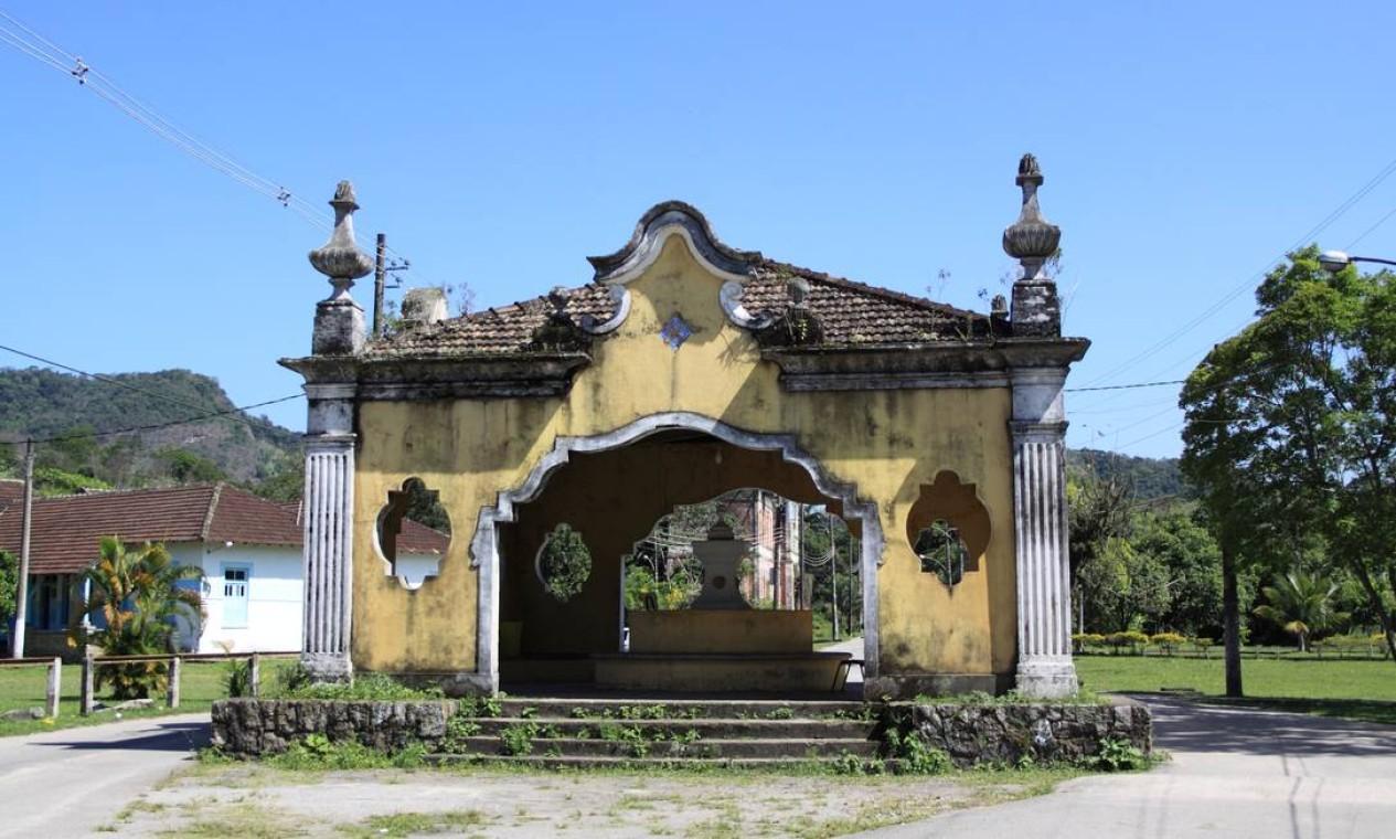 Construções do século XIX fazem parte do conjunto da Colônia Juliano Moreira, tombado pelo Instituto Estadual do Patrimônio Cultural (Inepac) Foto: Divulgação