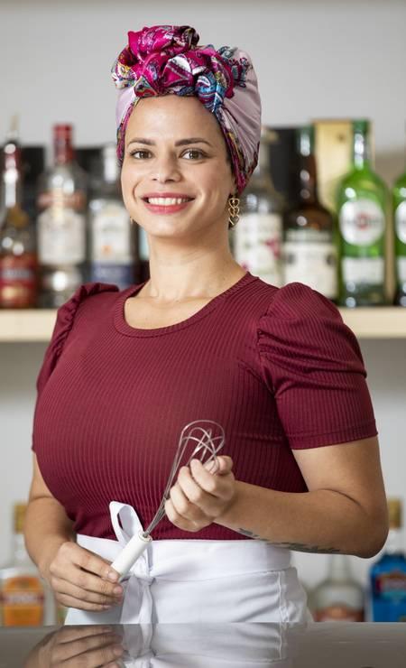 Bruna criou a própria empresa, a Baba de Moça Foto: Ana Branco / Agência O Globo