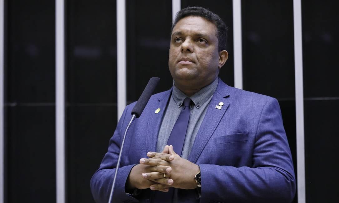 Deputado federal Otoni de Paula (PSC-RJ) também é investigado no inquérito das Fake News, aberto pelo STF Foto: Maryanna Oliveira