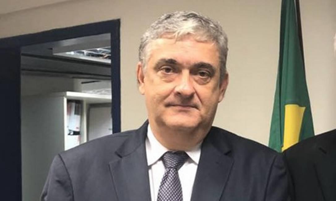 Juiz José Roberto Ferreira de Almada, do TRT-17 Foto: Divulgação/TRT-17