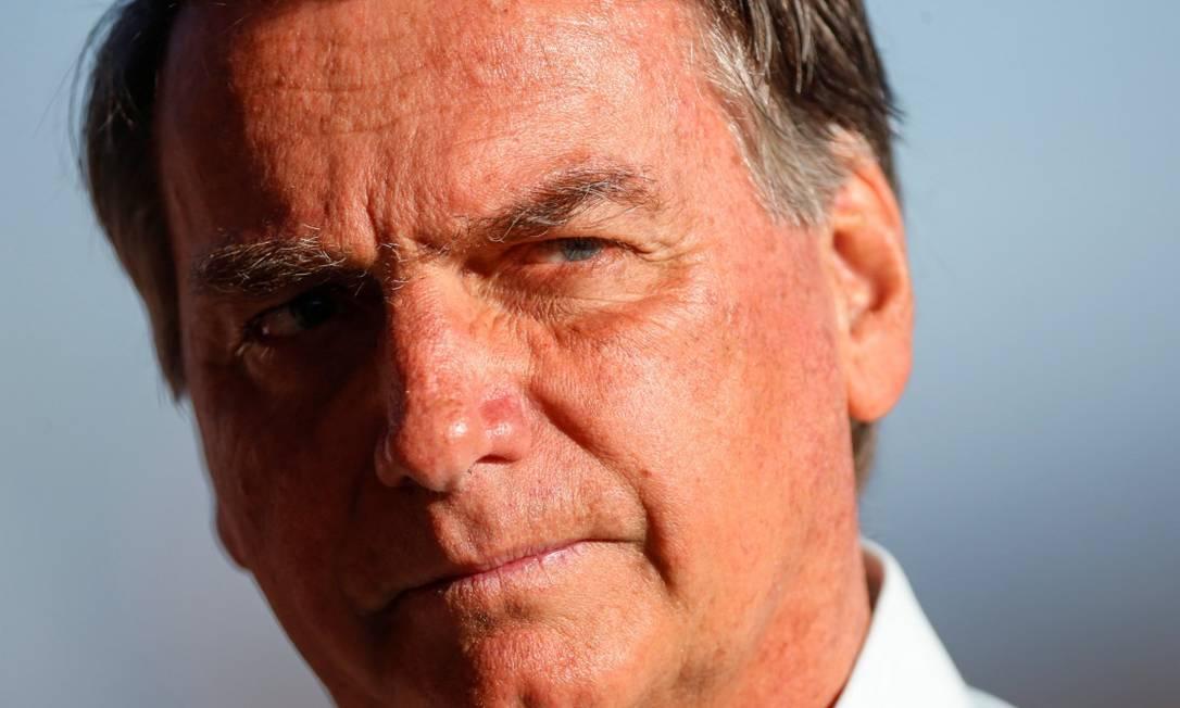 Bolsonaro tem recebido ações sobre postura em relação à pandemia e com críticas sobre envolvimento dos filhos no governo Foto: Adriano Machado / Reuters