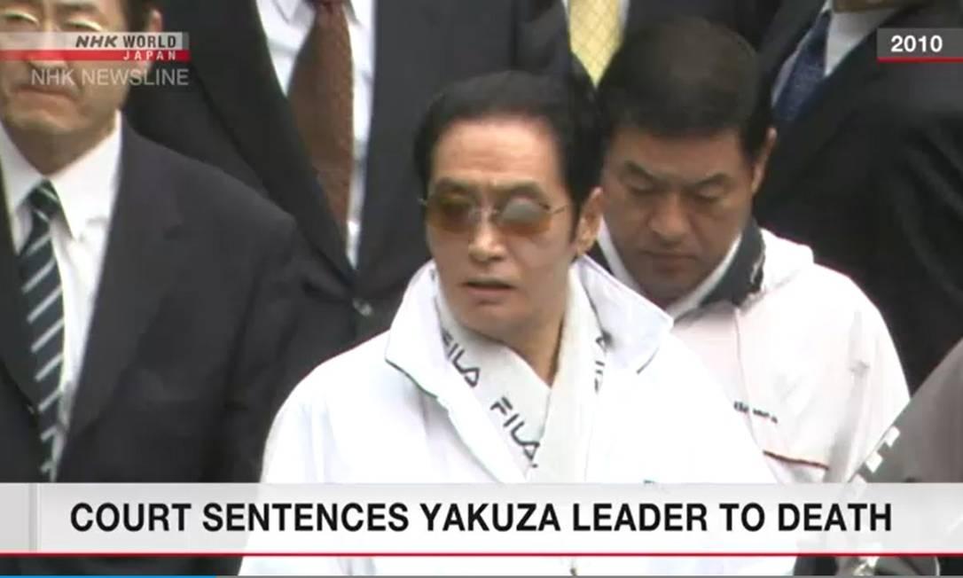 Nomura Satoru foi condenado à morte no Japão Foto: Reprodução