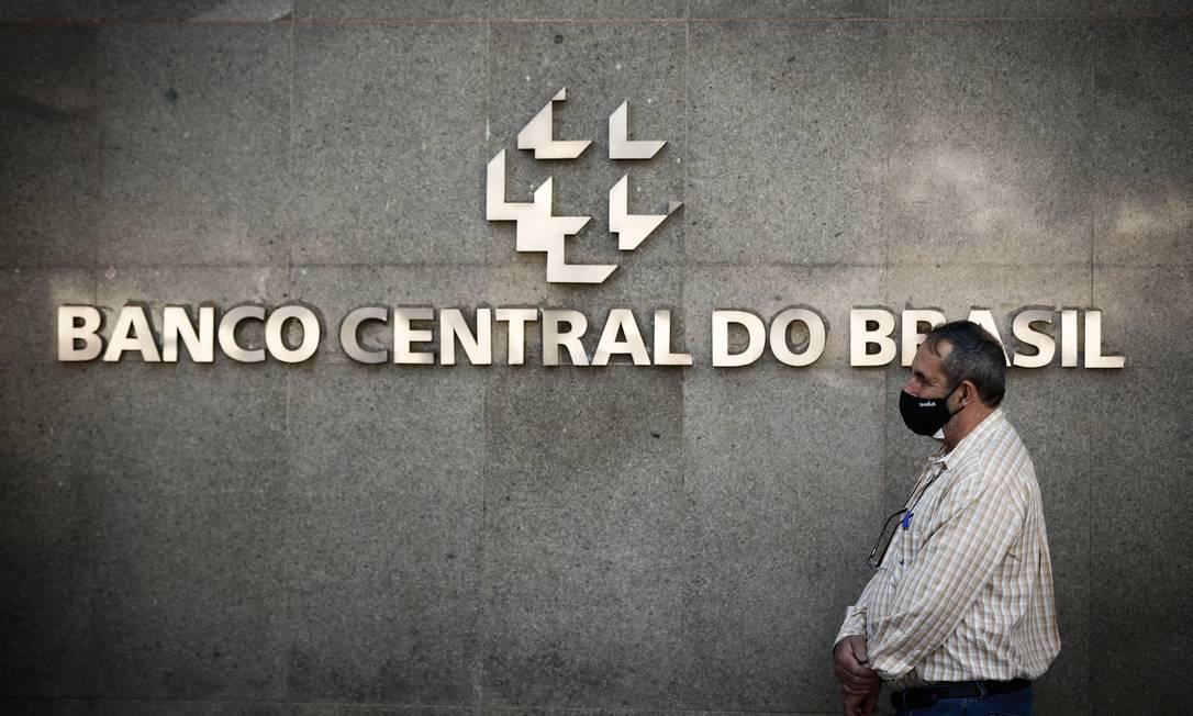 O BC publicou o primeiro relatório de riscos sociais, ambientais e climáticos Foto: Pablo Jacob / Agência O Globo