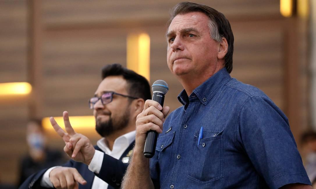 Presidente da República Jair Bolsonaro Foto: Alan Santos / Presidência