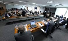 CPI da Covid Foto: Edilson Rodrigues/Agência Senado