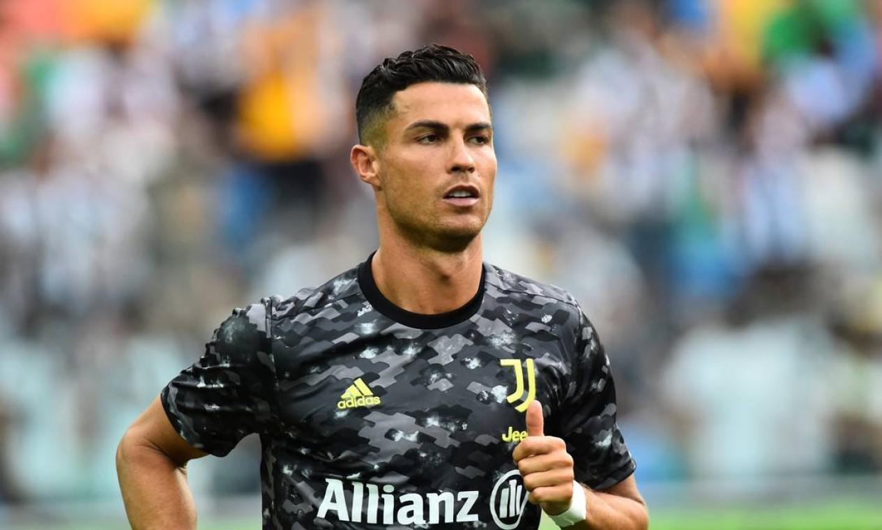 Cristiano Ronaldo (da Juventus ao Manchester United, 15 milhões de euros) Foto: MASSIMO PINCA / REUTERS