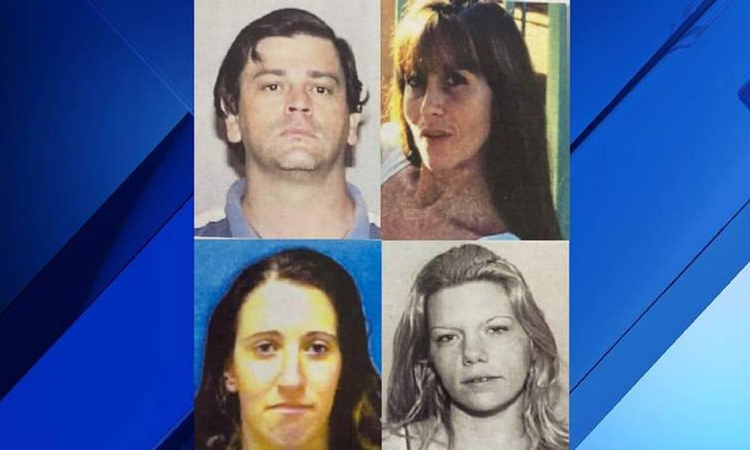 Brasileiro Roberto Fernandes foi identificado como o responsável pela morte de três mulheres na Flórida, nos EUA Foto: Broward Sheriff's Office / City of Miami Police Department / News4jax