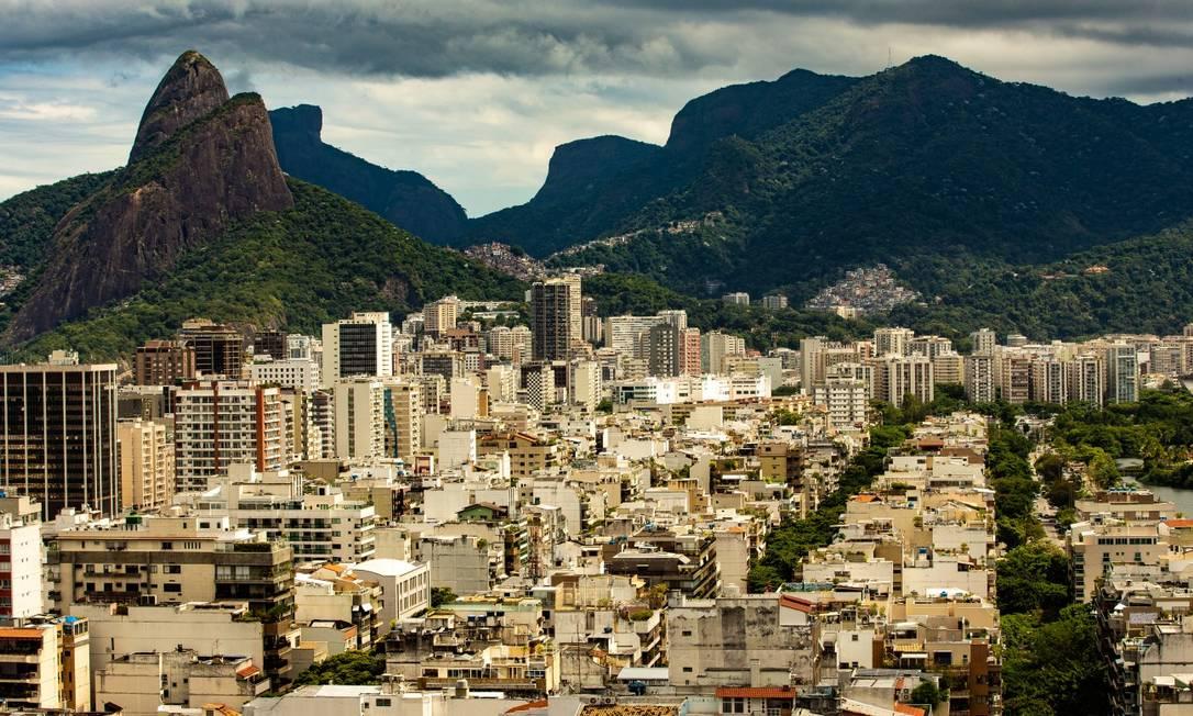 Imóveis do Rio podem ter 100% de abatimento do IPTU 2022 com sistema da Nota Carioca Foto: Roberto Moreyra / Agência O Globo