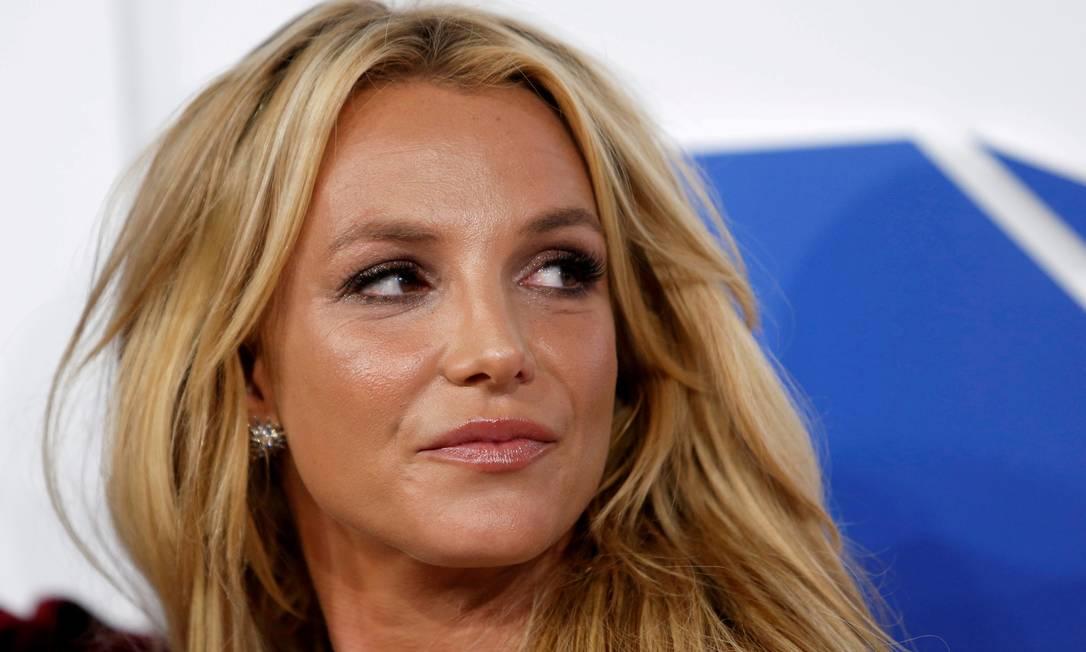 Britney Spears no MTV Video Music Awards 2016 Foto: Eduardo Munoz / Reuters