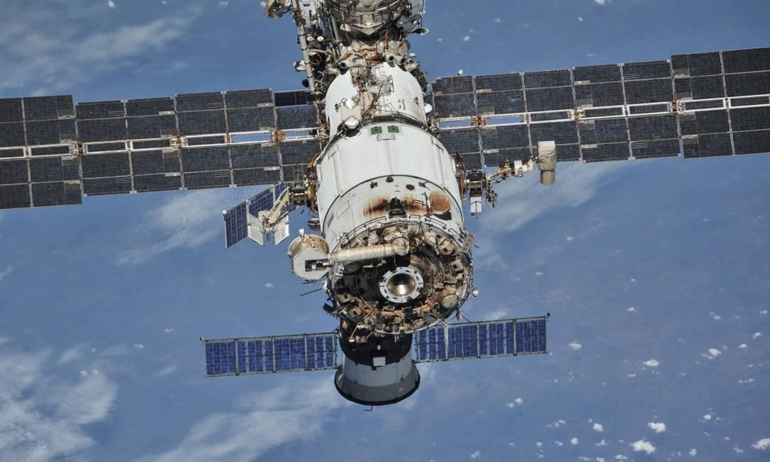 A Estação Espacial Internacional (ISS, na sigla em inglês) Foto: Nasa / REUTERS