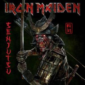 """Capa do álbum """"Senjutsu"""", do grupo inglês Iron Maiden Foto: Reprodução"""