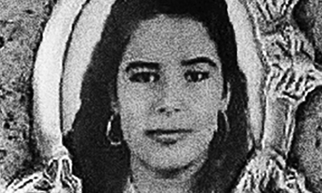 Danyelle Bouças: professora foi assassinada pelo marido a tiros em 1996, no apartamento onde viviam Foto: Reprodução