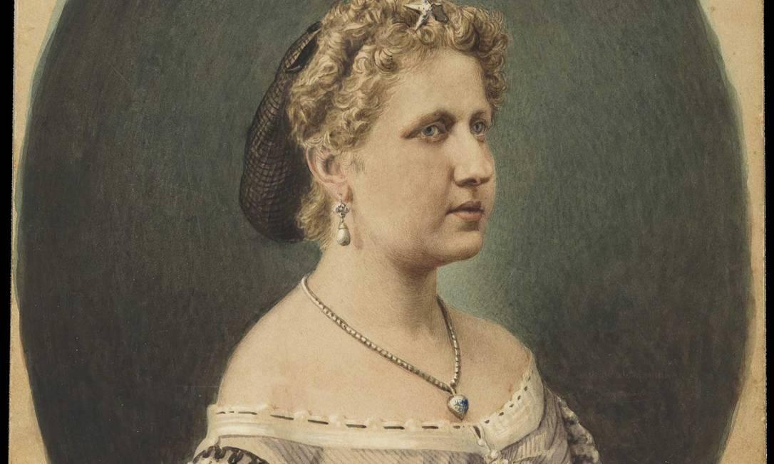 Princesa Isabel morreu em 1921 Foto: Arquivo da Biblioteca Nacional