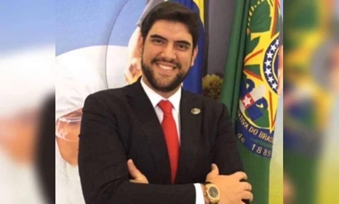 Acusado de fugir de depoimento à CPI da Covid, Marconny é apontado como lobista influente, com bom trânsito no Ministério da Saúde, e de laços estreitos com parentes e pessoas próximas ao presidente Jair Bolsonaro (sem partido) Foto: Reprodução