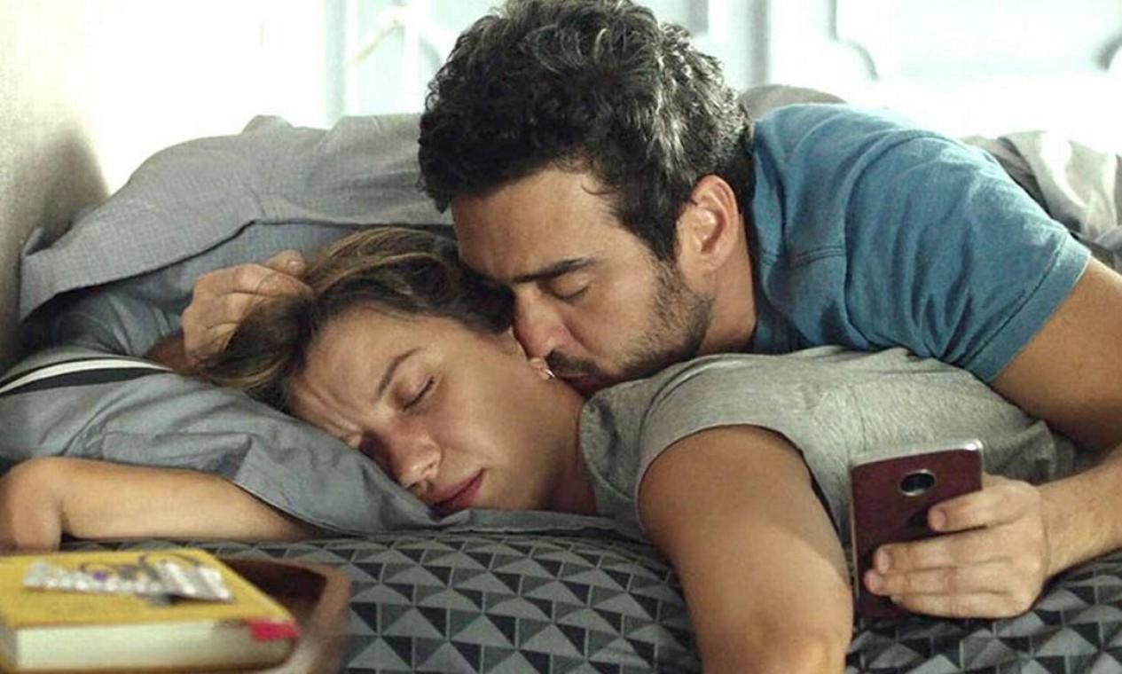'Um casal inseparável'. Foto: Divulgação