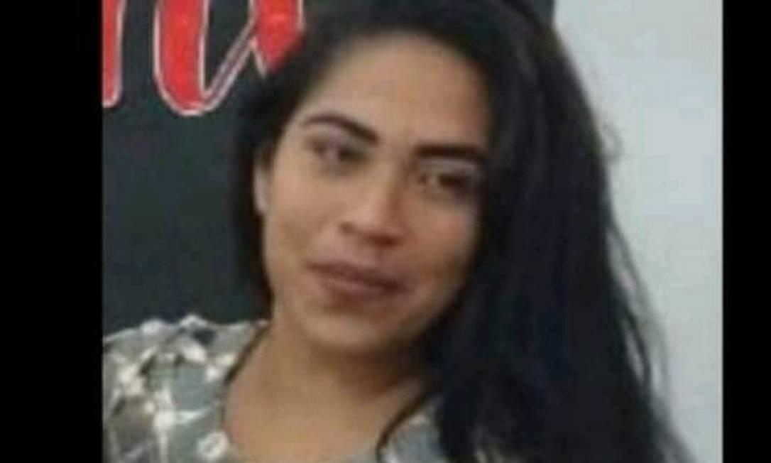 Ingridh de Souza Pereira era uma das passageiras da embarcação Foto: Arquivo pessoal