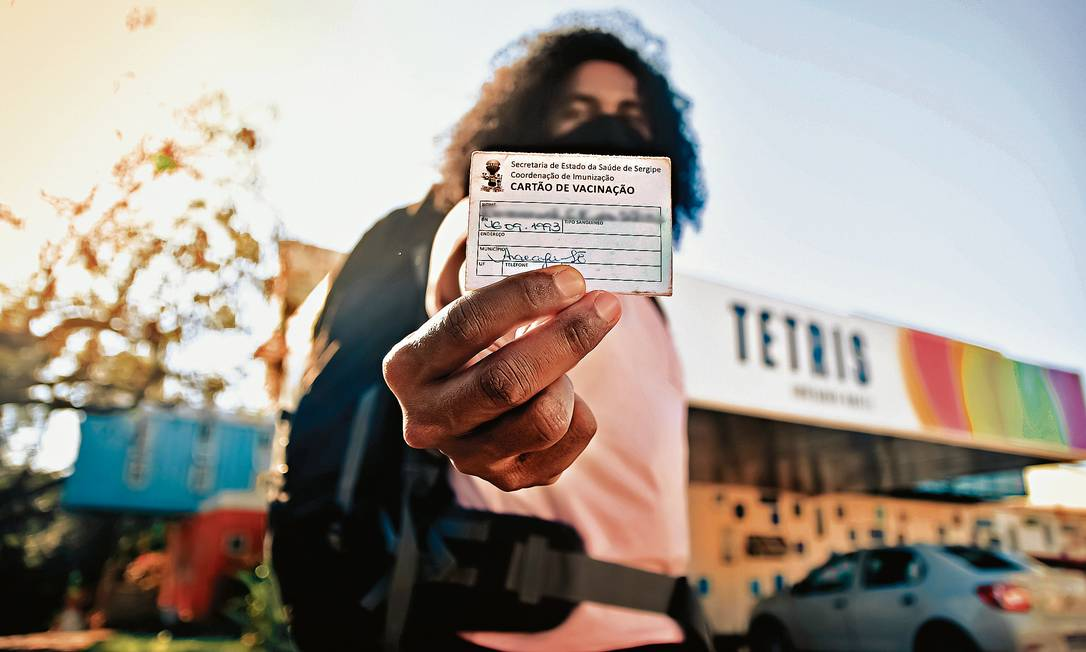 O Tetris Hostel, em Foz do Iguaçu, foi o primeiro a oferecer descontos na hospedagem de quem já estiver totalmente vacinado contra a Covid-19 Foto: Roberto Saback / Divulgação