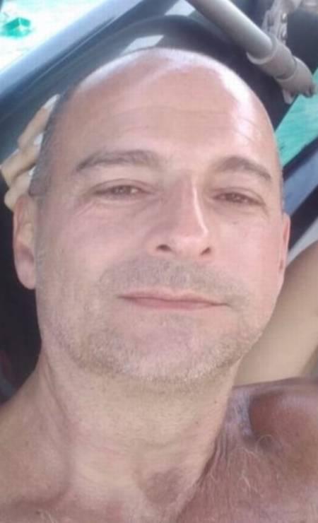 A Polícia Civil confirmou que o corpo encontrado nesta quarta-feira no mar de Angra dos Reis, costa verde fluminense, é do empresário Leonardo de Andrade, de 50 anos, desaparecido desde o dia 22 de agosto após passeio de barco Foto: Reprodução