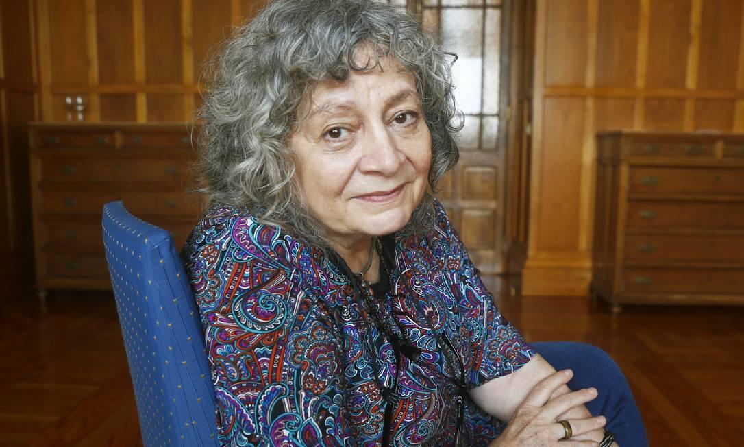A antropóloga argentina Rita Segato é professora emérita da Universidade de Brasília (UnB) Foto: Esteban Cobo / Divulgação