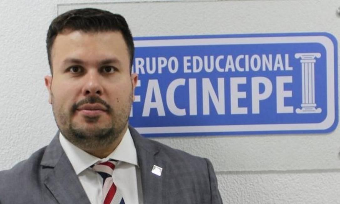 Advogado Faustino da Rosa Júnior Foto: Reprodução
