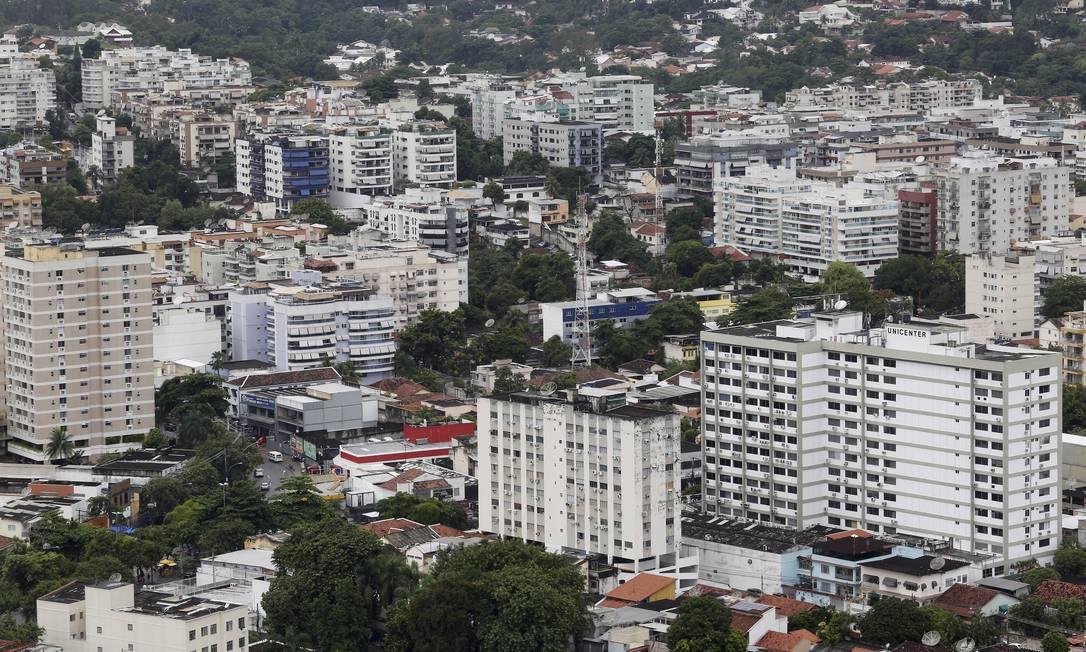 Donos de imóveis em Jacarepaguá podem aderir à DeCad Foto: Guilherme Pinto / 12-02-2020 / Agência O Globo