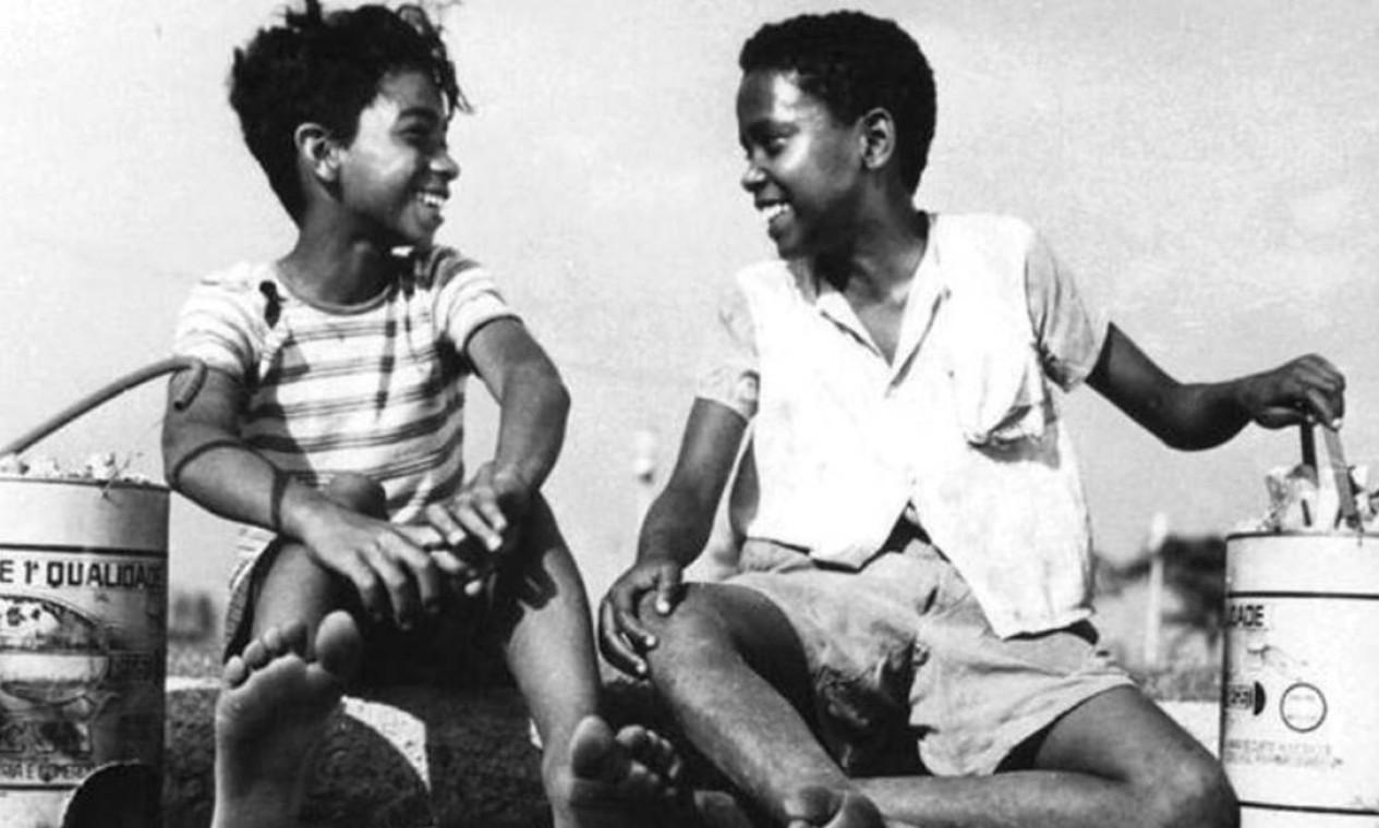 Rio-40-Graus (1955), de Nelson Pereira dos Santos Foto: Divulgação