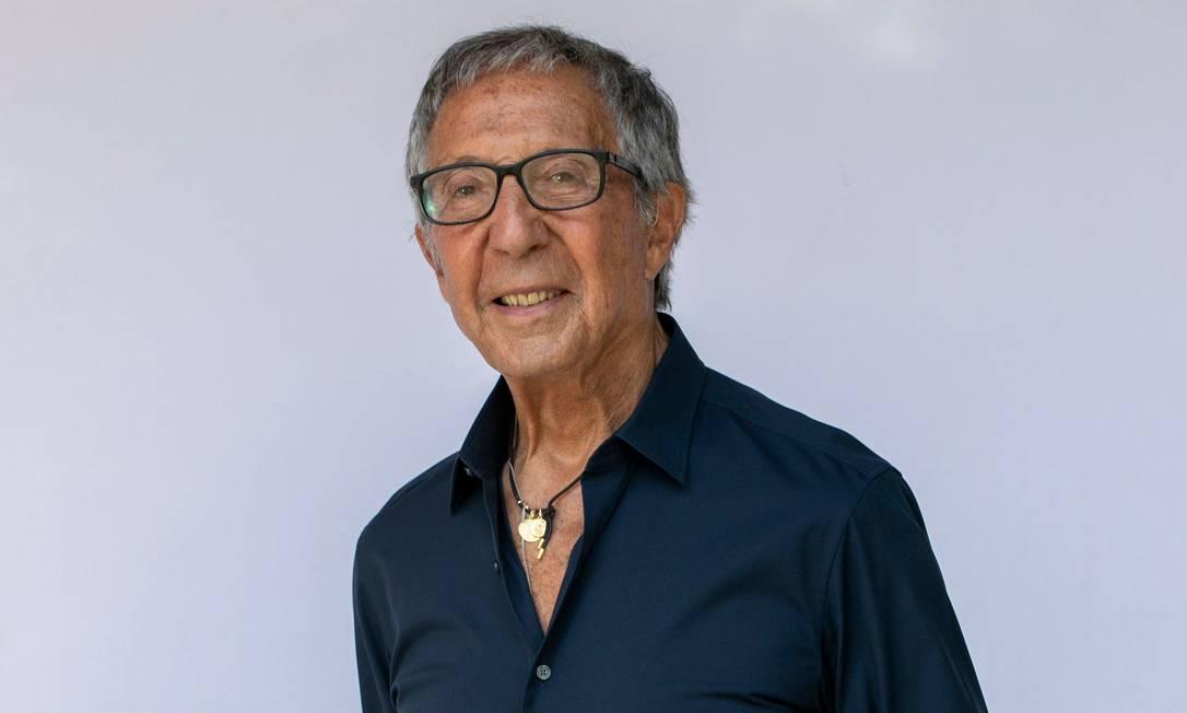 """""""Eu sempre digo que envelhecer é uma certeza, envelhecer bem é uma escolha. E para isso você tem que começar a se preparar bem antes"""", diz o empresário Abílio Diniz, de 84 anos Foto: divulgação"""