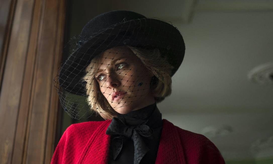 Kristen Stewart interpreta a princesa Diana em 'Spencer' Foto: Neon via Time Magazine