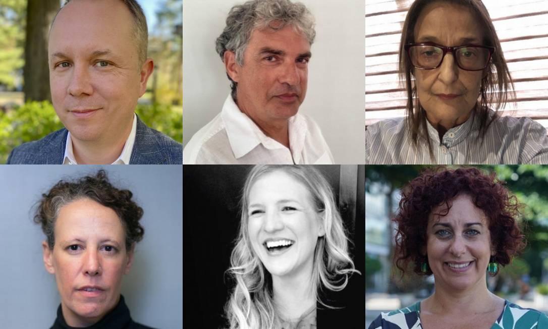 Correspondentes estrangeiros no Brasil Foto: Reprodução
