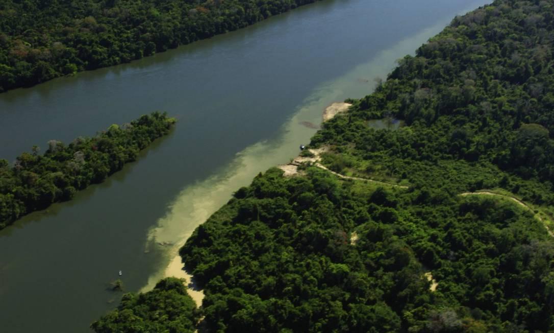 Parque Nacional Juruena Foto: Zig Koch / WWF