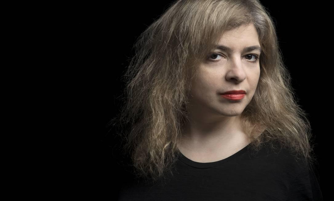 A escritora argentina Mariana Enriquez Foto: Divulgação