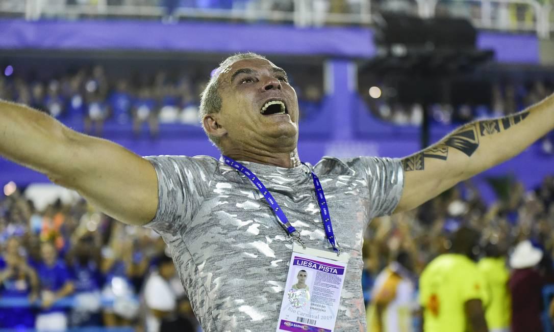 Paulo Barros ostenta quatro campeonatos no Grupo Especial Foto: Andre Fabiano / Zimel Press / Agência O Globo