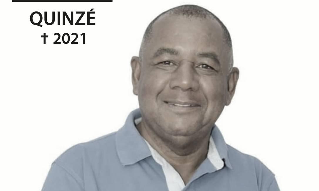 Vereador em Duque de Caxias, Joaquim Quinzé foi morto Foto: Reprodução
