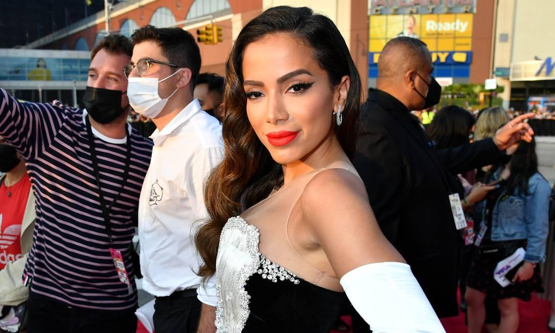 Anitta Foto: Jeff Kravitz/MTV VMAs 2021 / Getty Images for MTV/ViacomCBS