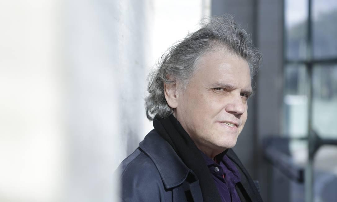O cantor, pianista e compositor Arrigo Barnabé Foto: Gal Oppido / Divulgação