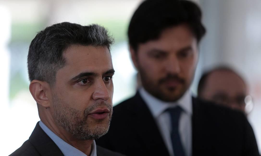 O presidente da Anatel, Leonardo Euler de Moraes, deu o novo prazo Foto: Jorge William / Agência O Globo