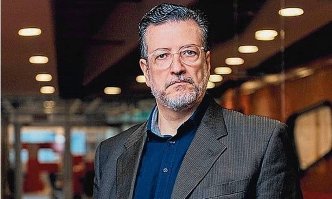 Carlos Melo, cientista político Foto: Filipe Redondo/Agência O Globo